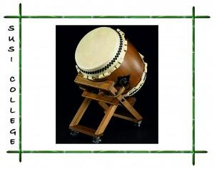 барабаны тайко фото