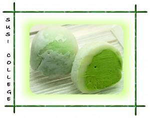 дайфуку из зеленого чая фото