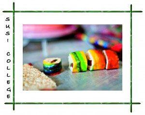 конфетные детские суши