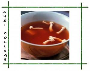 мисо суп быстрого приготовления