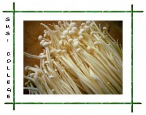 грибы еноки фото