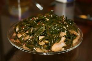 салат из морской капусты фото