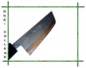 накири нож фото