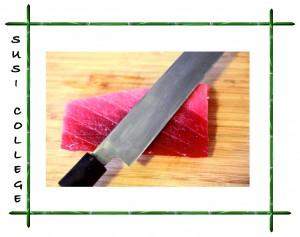 нож сашими фото