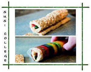 простые детские суши