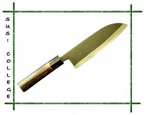 сантоку нож фото
