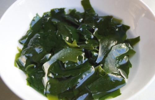 водоросли вакаме