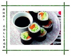 суши для детей из овощей