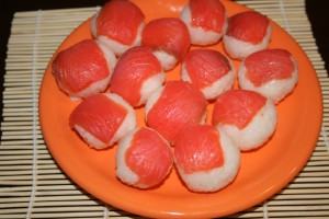 темари суши фото