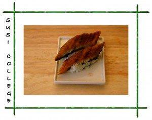 нигири суши с угрем фото