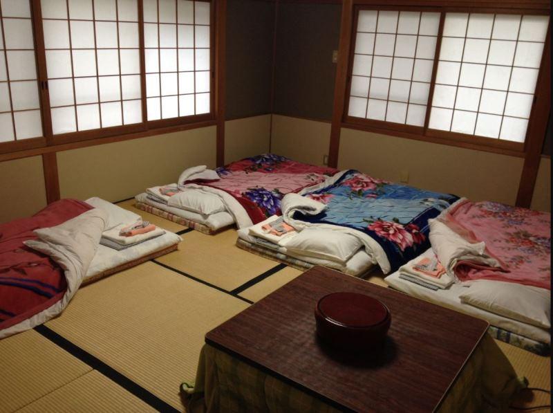 Шикибатон - простое место для сна