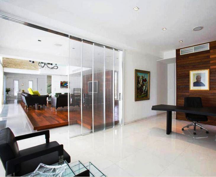 Японские панельные шторы: восточные мотивы в интерьере: дизайн офиса