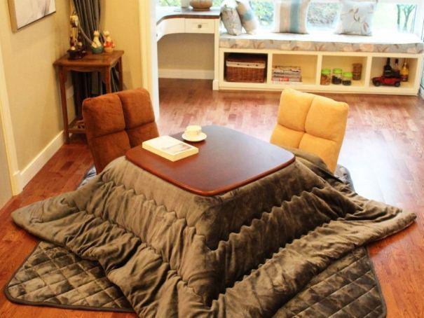 Стол в японском стиле - фото