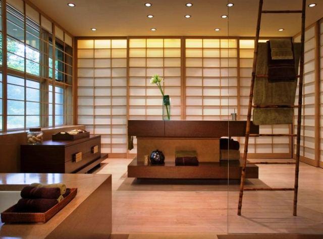Шкафы и комоды - традиционная мебель Японии - фото